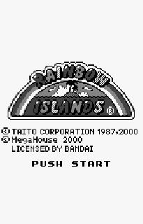 Screenshot Thumbnail / Media File 1 for Rainbow Islands - Putty's Party (J) [M]